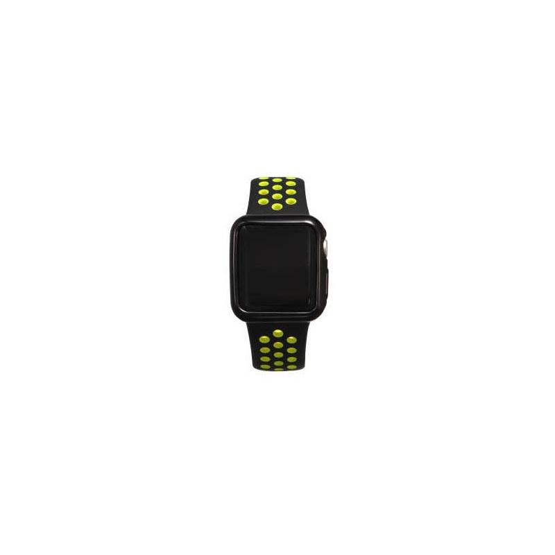 COTEetCI Apple Watch 1 / 2 / 3 TPU Case 42mm Black