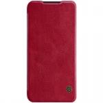 Nillkin Qin Leather Case pro Xiaomi Redmi 7 Red