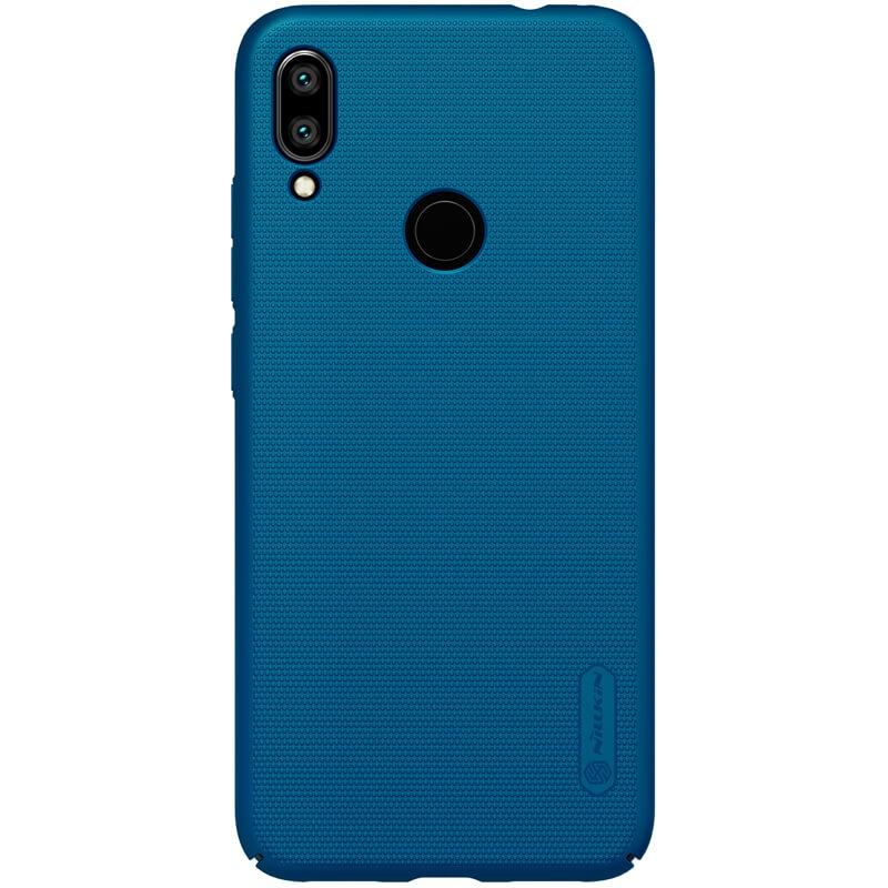 Nillkin Super Frosted Shield pro Xiaomi Redmi 7 Peacock Blue