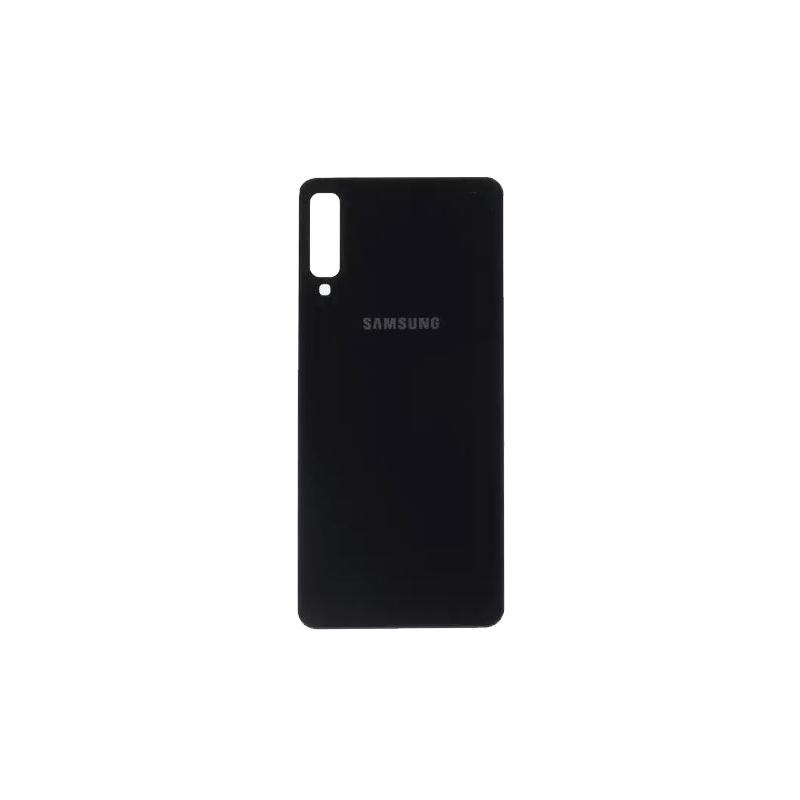 Back Cover Black pro Samsung Galaxy A7(2018)