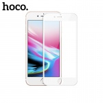 Hoco Mirror Full Screen Tempered Glass for iPhone 7 / 8 (White)