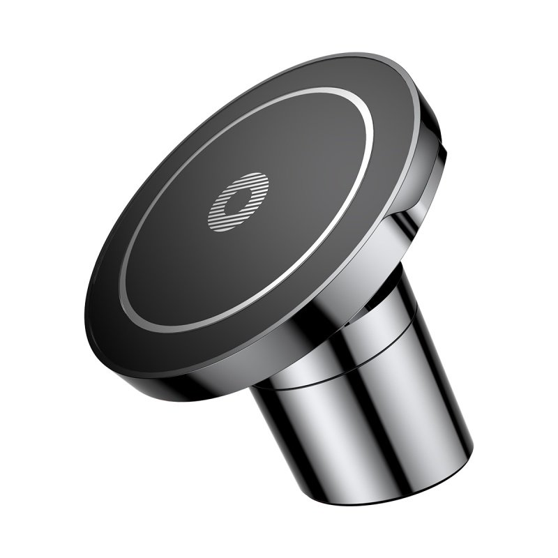Baseus Big Ears Car Mount Wireless Charger Black