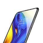 Baseus Full Coverage Curved Tempered Glass for Xiaomi Mi Mix 3 Black