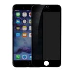 Baseus 0.23mm All-Screen Anti-Peeping Tempered Glass Film for iPhone 7 / 8 Black