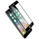 Baseus 0.3mm All-Screen Arc-Surface Tempered Glass for iPhone 7 / 8 / SE 2020 Black