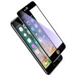 Baseus 0.3mm All-Screen Anti-Bluelight Tempered Glass for iPhone 7 / 8 / SE 2020 Black