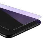Baseus 0.15mm Full-Glass Anti-Bluelight Tempered Glass Film for iPhone XS Max Transparent