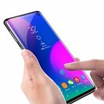 Baseus 0.15mm Full-Screen Curved Anti-Explosion for Samsung S10+ Black