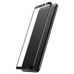 Baseus 0.3mm All-Screen Arc-Surface Tempered Glass for Samsung S8 Plus Black