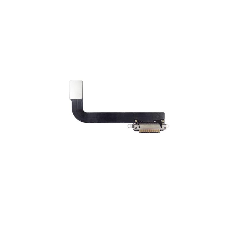 Napájecí flexi konektor Black pro Apple iPad 3