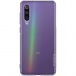 Nillkin Nature TPU Case pro Xiaomi Mi 9 SE Transparent Grey