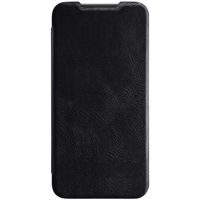Nillkin Qin Leather Case pro Xiaomi Mi9 SE Black