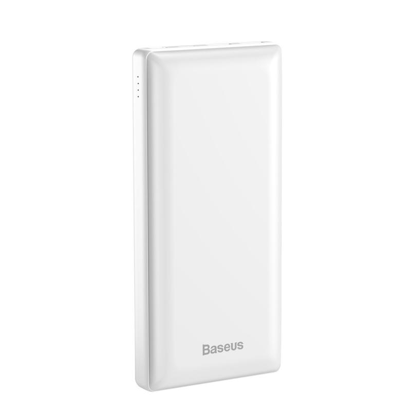 Baseus Mini JA Fast Charge Power Bank 3A 30000mAh White