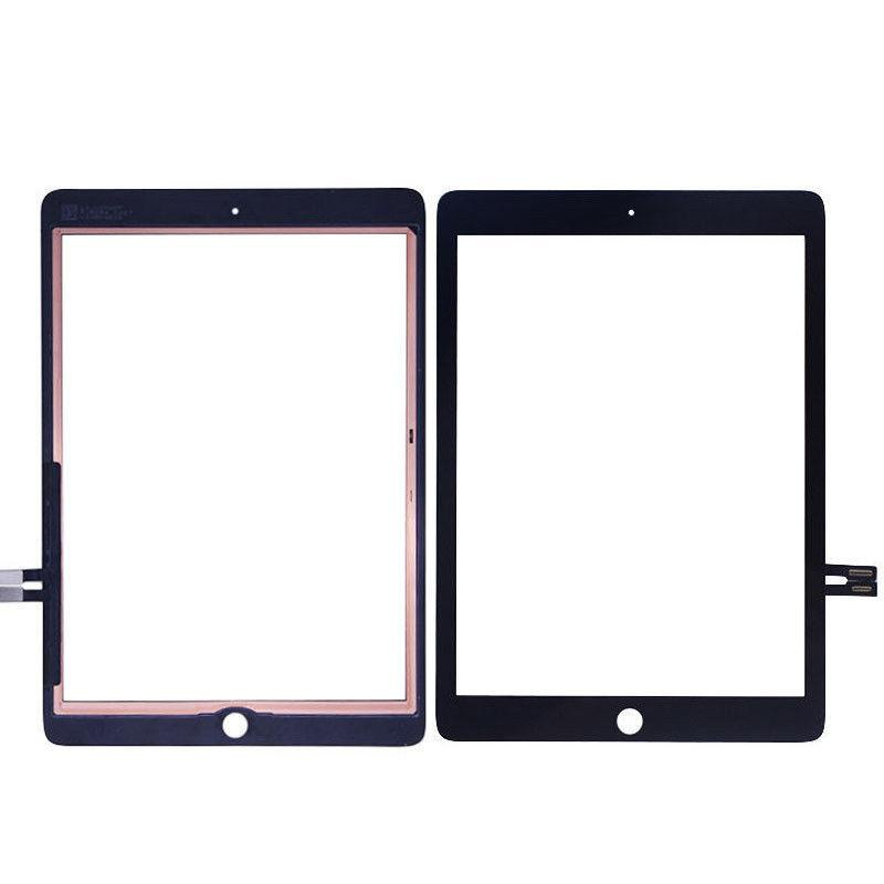 Touch with IC Black pro Apple iPad 2018