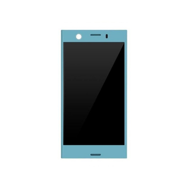 LCD + Touch pro Sony Xperia XZ1 Compact Blue (OEM)