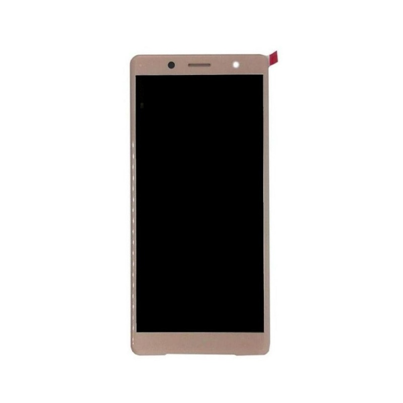 LCD + Touch pro Sony Xperia XZ2 Compact Pink (OEM)