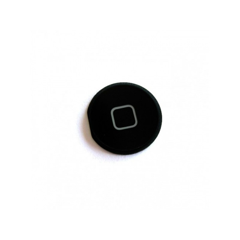 Home button Black pro Apple iPad 4