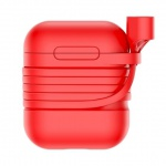 Baseus Case for Airpods Red