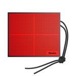 Baseus Encok Music-Cube Wireless Speaker E05 Red-Black
