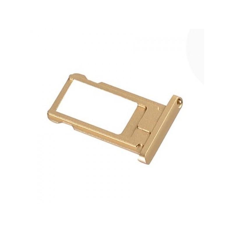SIM Card Tray Gold pro Apple iPad 6 (Air 2)