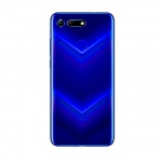 Huawei Honor View 20 Back Cover + Fingerprint Sensor (Blue) (Service Pack)