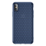 Baseus BV Case (2nd generation) for iPhone X / XS Blue