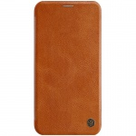 Nillkin Qin Leather Case for Apple iPhone 11 Pro Max Brown