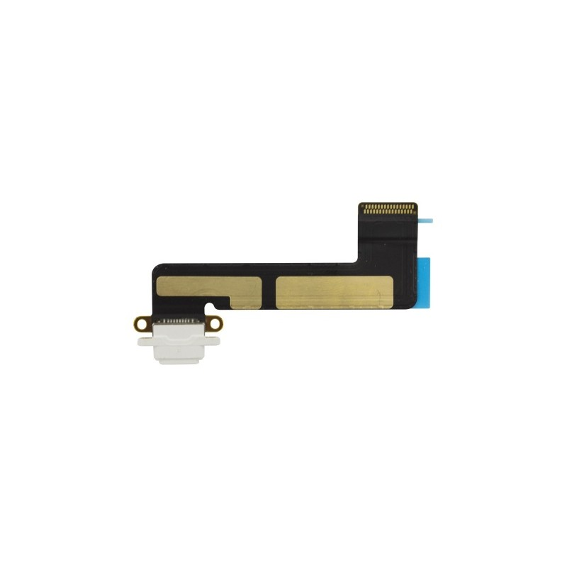 Charging Dock Connector Flex White pro Apple iPad Mini 2