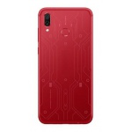 Huawei Honor Play Back Cover - Red (Service Pack)