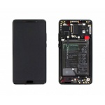 Huawei Mate 10 LCD + Touch + Frame + Battery Black (Service Pack)