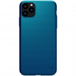 Nillkin Super Frosted Shield for Apple iPhone 11 Pro Max Peacock Blue