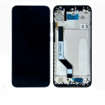 Xiaomi Redmi 7 LCD + Touch + Frame (Assembled) - Black (OEM)