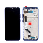 LCD + Touch + Frame (Assembled) pro Xiaomi Redmi 7 Blue (OEM)