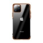 Baseus Glitter Case for Apple iPhone 11 Pro Max Transparent-Gold