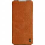 Nillkin Qin Leather Case for Xiaomi Redmi Note 8 (CN version) Brown