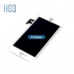 LCD + Touch White pro Apple iPhone 8 (HO3 G)