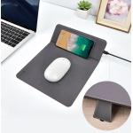 COTEetCI Wireless Charging Mouse Pad Black