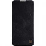 Nillkin Qin Leather Case for Xiaomi Redmi 8 (Black)