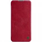 Nillkin Qin Leather Case for Xiaomi Redmi 8 (Red)