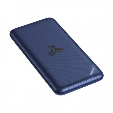 Baseus S10 Bracket 10W Wireless Charger Power bank 10000mAh 18W Blue