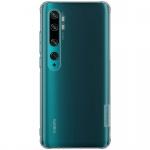 Nillkin Nature TPU Case for Xiaomi Mi Note 10 Transparent Grey