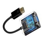 Baseus Converter (HD4K to VGA) Black