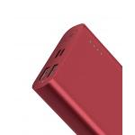Aukey Powerbank 2x USB port + USB-C (20000mAh) (Red)
