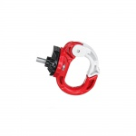 Front Hook Hanger for Xiaomi Scooter Red-White (OEM)