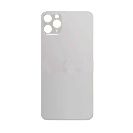 Back Cover Glass for Apple iPhone 11 PRO (White)
