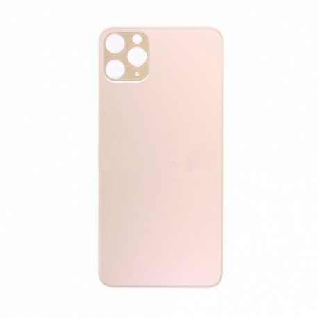 Back Cover Glass for Apple iPhone 11 PRO Max (Gold)