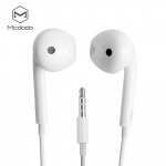 Mcdodo High Definition Earphones (1,2m) White
