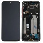 Xiaomi Mi 9 SE LCD + Touch + Frame - Violet Black (Service Pack)