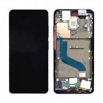 Xiaomi Mi A3 LCD + Touch + Frame - Black (Service Pack)