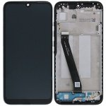 Xiaomi Redmi 7 LCD + Touch + Frame - Black (Service Pack)